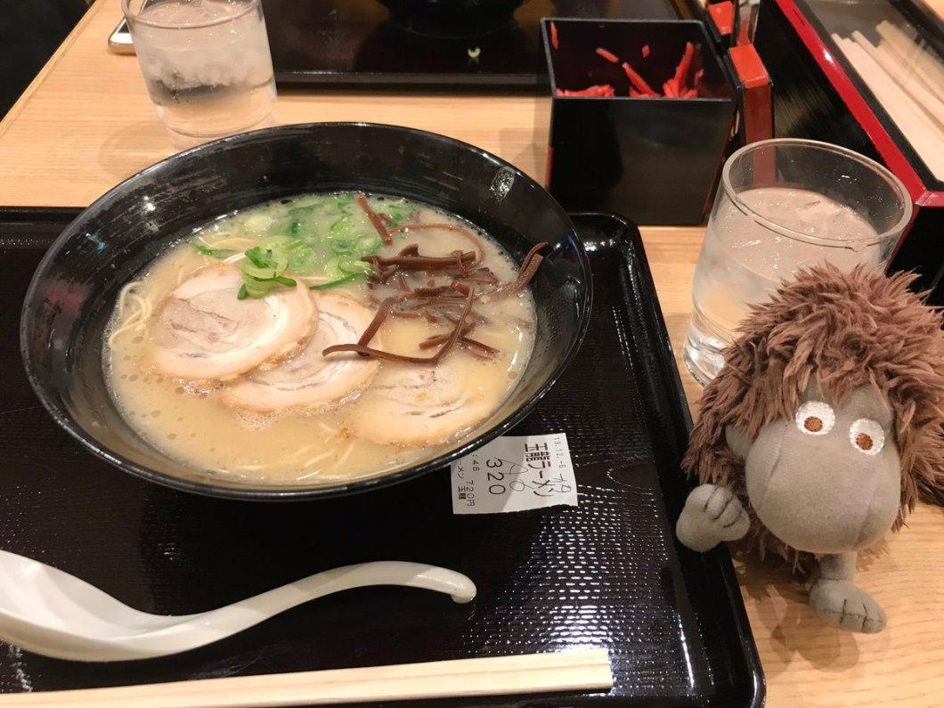 test ツイッターメディア - 1日目も2日目も お昼ご飯は博多ラーメン #ご先祖さまと #福岡旅行 https://t.co/yyD2RrlBj2