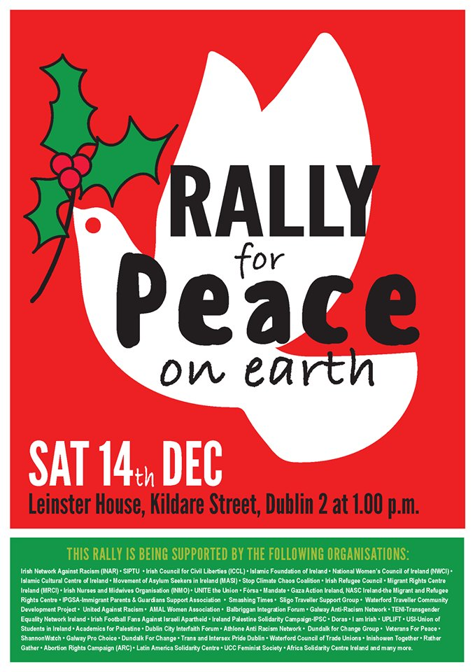 See you tomorrow at the Rally for Peace #VolOps