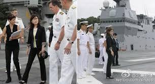 test ツイッターメディア - @M16A_hayabusa 艦内をヒールで闊歩した稲田。 その稲田を異常なほど執拗に防衛相に居させつづけた安倍首相。  そんな連中よりも辻元議員の方がまともに国防を考えていそうです。 https://t.co/5XPrcQoWcI