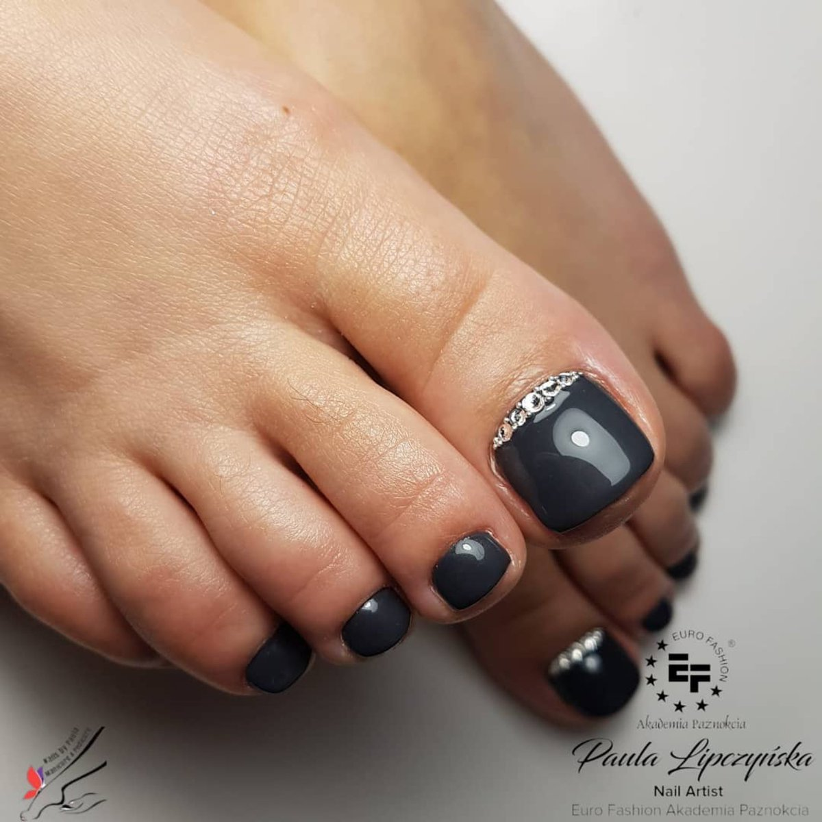 Euro Fashion On Twitter Made By Nailsbypaula Manicure Pedicure