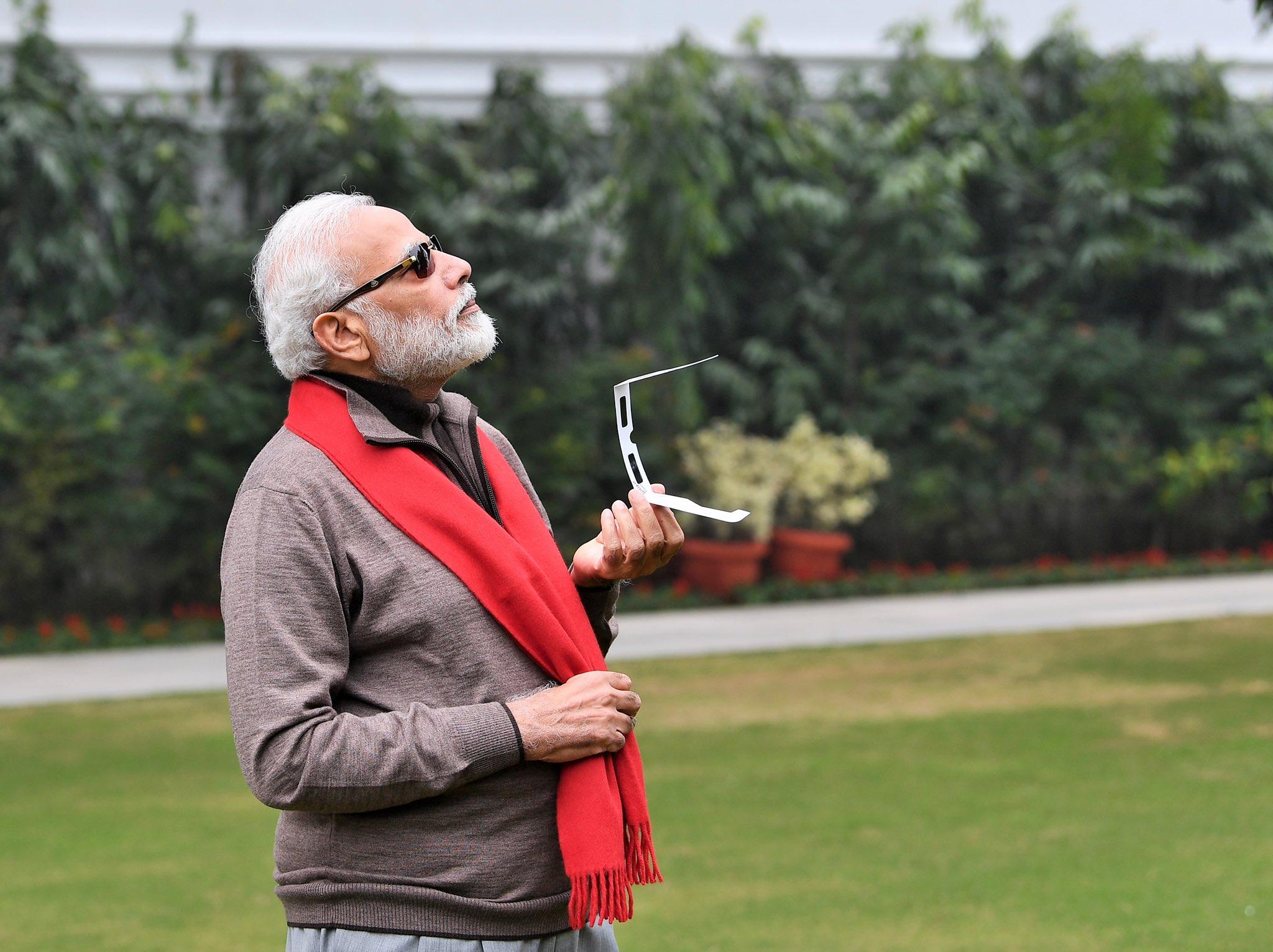 Narendra Modi On Twitter Like Many Indians I Was Enthusiastic