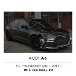 Dealkarde On Twitter Audi A6 2011 2014 Rs6 Like Body Kit Premium Quality Assurance 6 Months Guarantee Best Price Now In Stock Delivery All Around India Reach Out