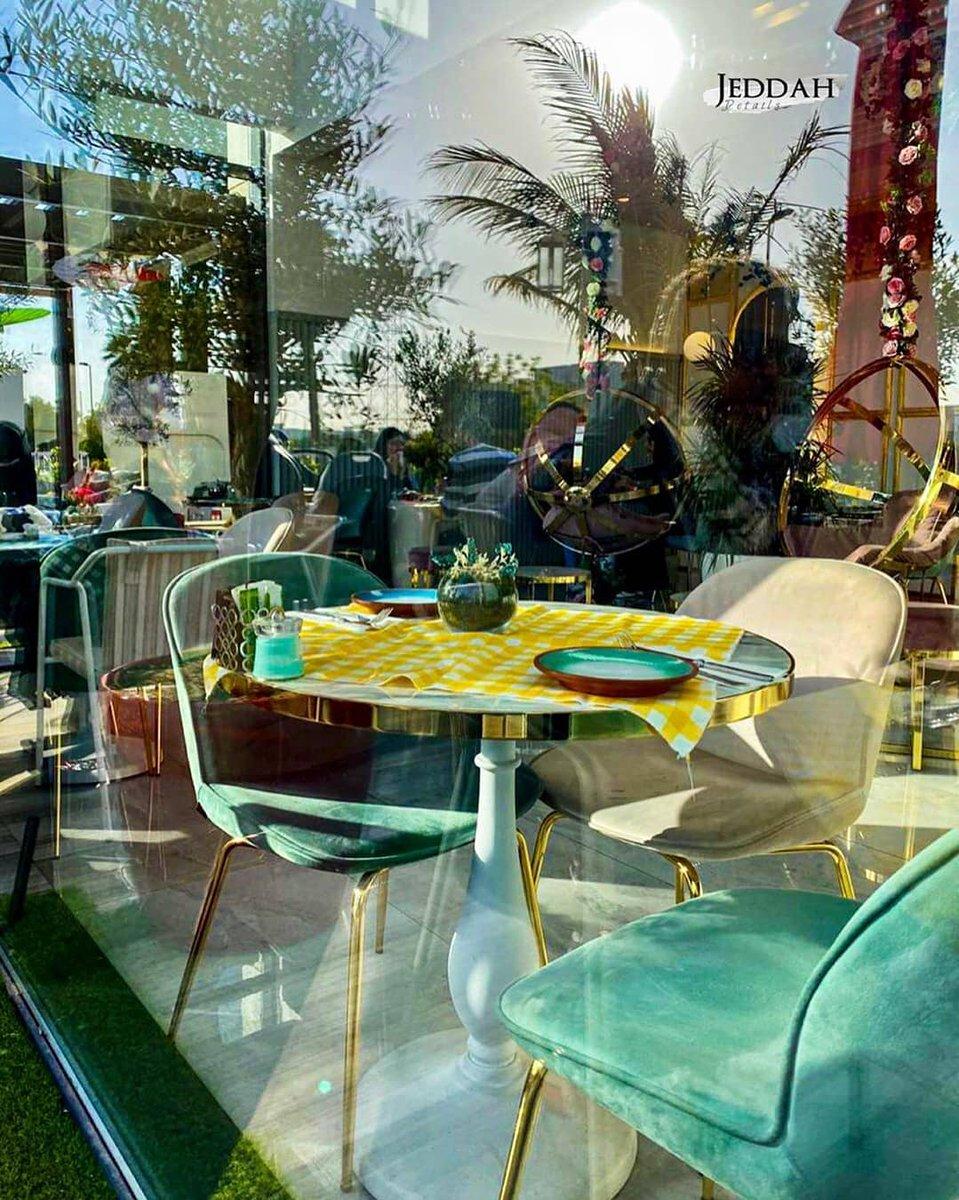 كافيهات جدة Jeddah Cafe1 Twitter
