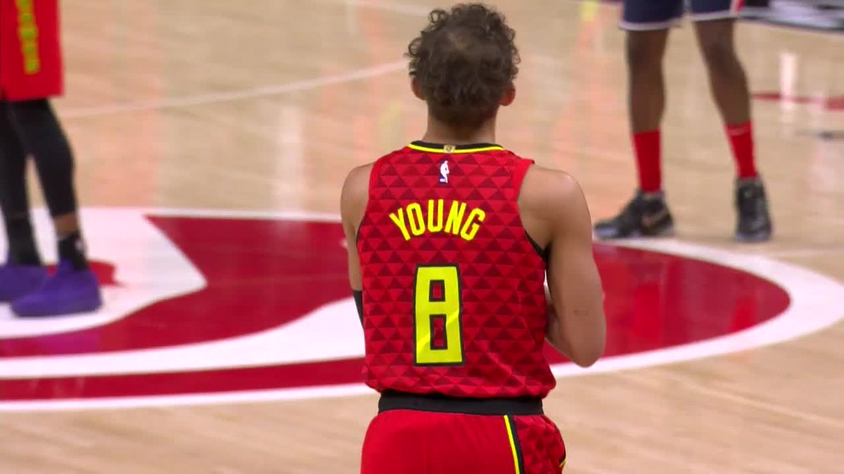 Image result for trae young 8