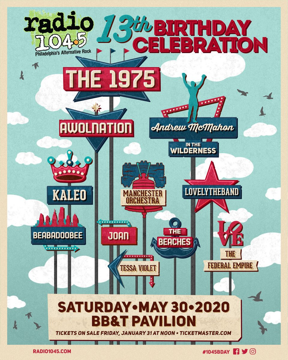 Philadelphia 1045 Radio