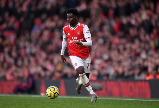 "OptaJoe on Twitter: ""8 - Bukayo Saka has assisted eight goals in ..."