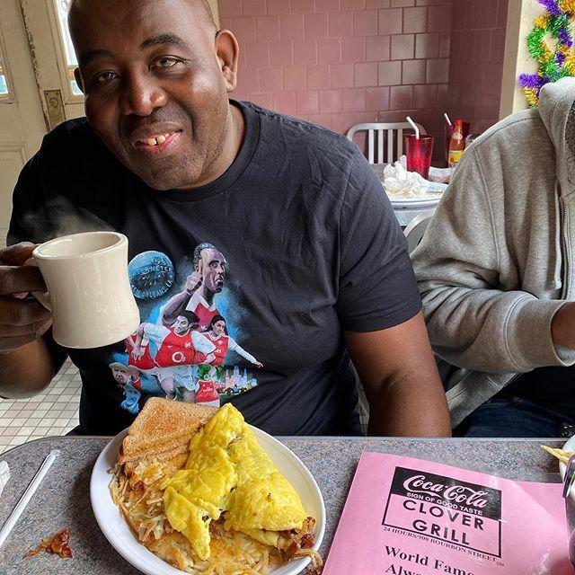 Robbie Lyle On Twitter Breakfast In New Orleans Diet Incoming
