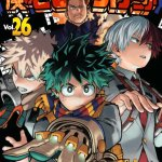 Shonen Jump News Unofficial On Twitter My Hero Academia Volume 26 Cover My Hero Academia Team Up Mission Volume 1 Cover
