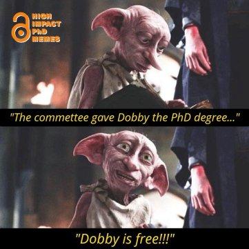 "High Impact PhD Memes på Twitter: ""Today I finally got my PhD! It ..."