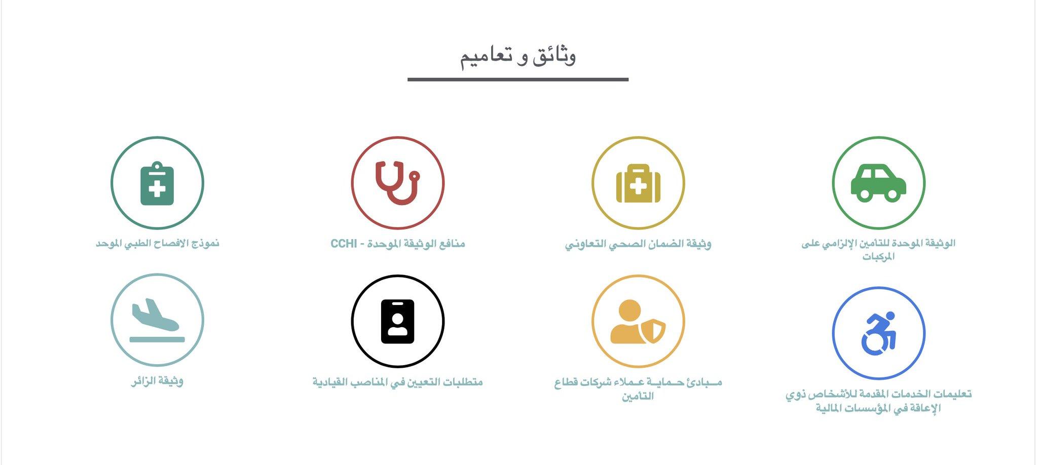 نموذج الافصاح الطبي الموحد
