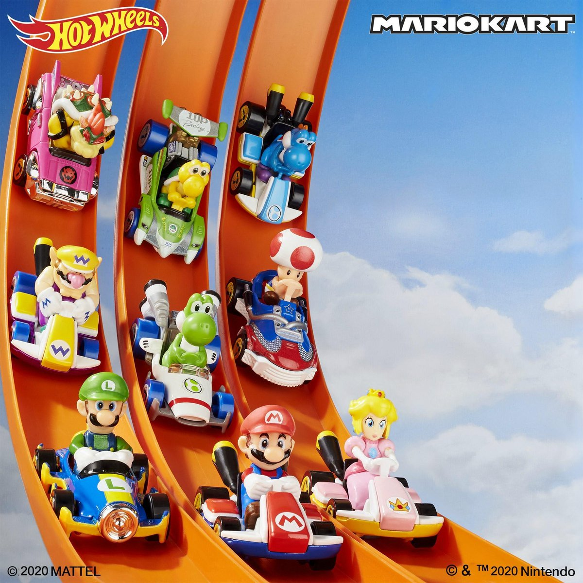 Hot Wheels On Twitter Here We Go Honored To Win Toy Of The Year In The Vehicle Category With The Hot Wheels Mario Kart Die Cast Vehicle Assortment Toty20 Hotwheels Mattel Nintendoamerica Https T Co Xoyrm0gc4y