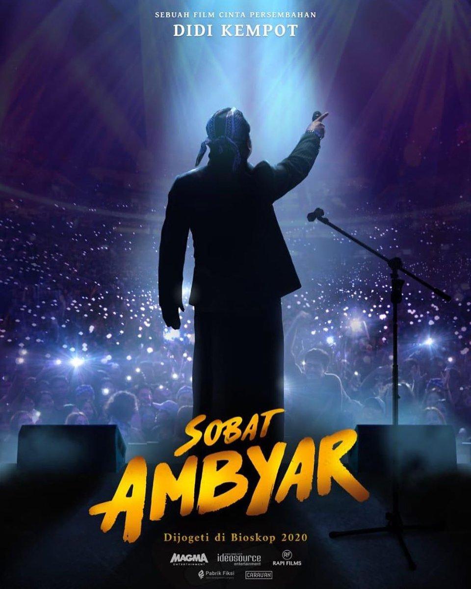 Cgv Cinemas On Twitter Wahai Sobat Ambyar Segera 2020 Di Cgv
