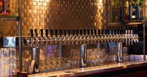 tap beer karaoke starts
