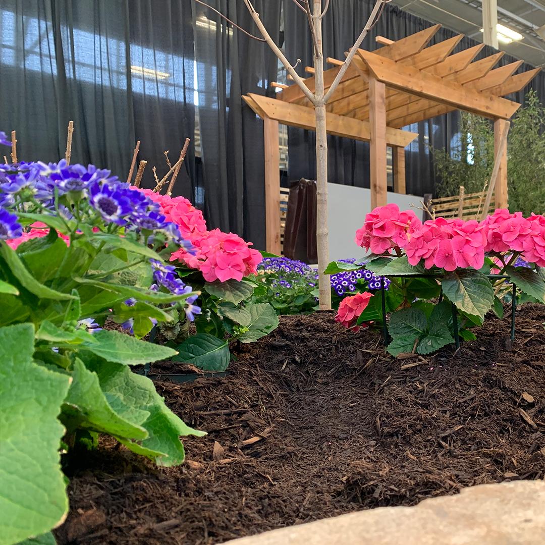 indiana flower patio show