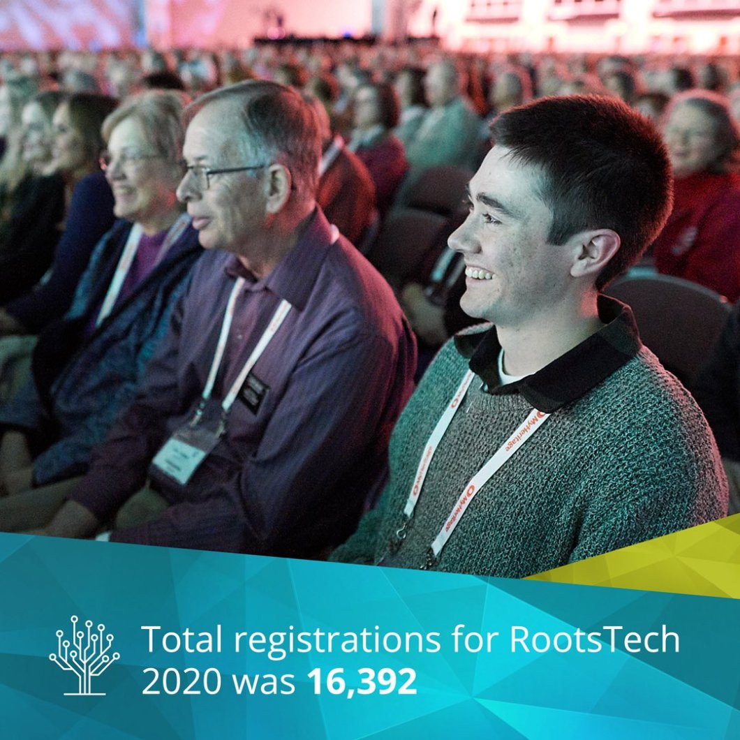 Who is excited about Rootstech London 2020 #rootstechlondon