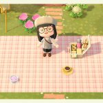 Madi Small Hiatus On Twitter Made A Cute Picnic Blanket Animalcrossing Acnh