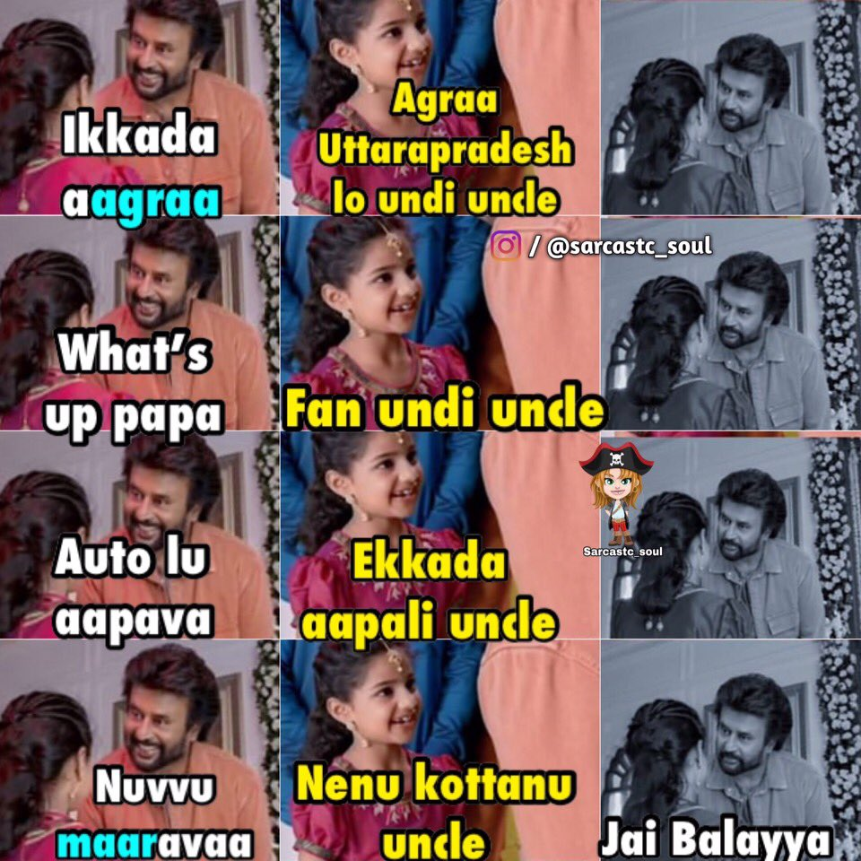 Our Telugu Pages Trolling Momo Challenge In Meme Style Will