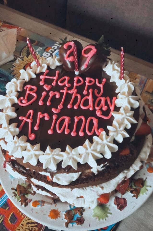 Mark Anthony Solis On Twitter Happy Birthday Ariana Hope You Enjoy Your Birthday Great Pictures By The Way