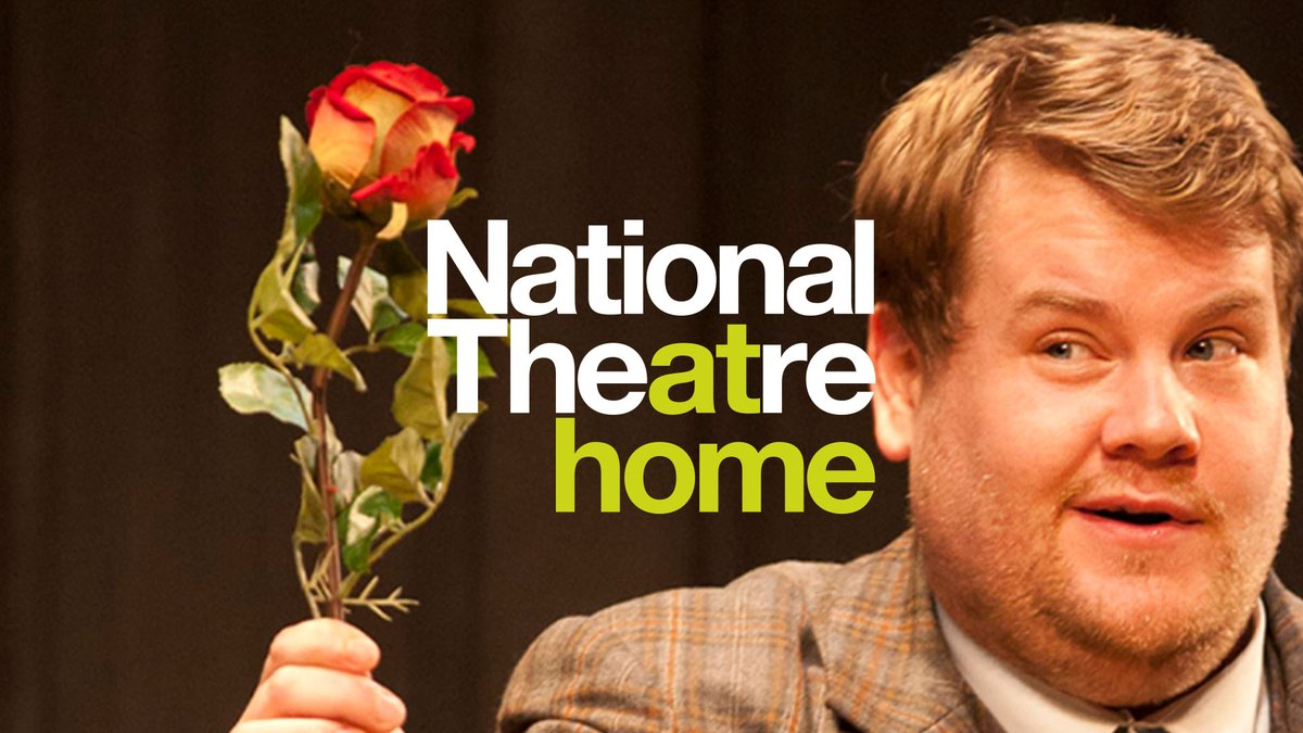This is incredibly good news all! Some terrific content coming our way from the National Theatre....