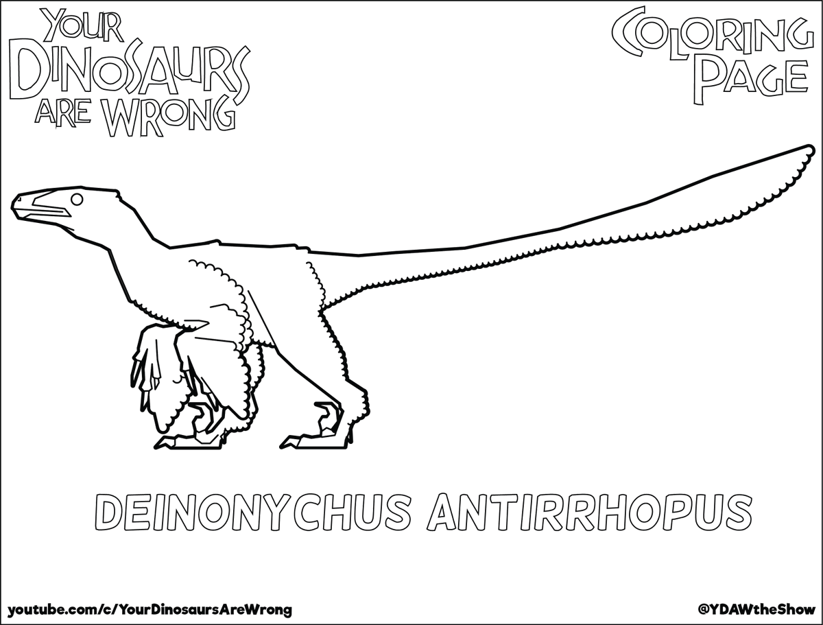 Your Dinosaurs Are Wrong On Twitter Need Extra At Home Activities If You Have Printer Access We Have Coloring Pages You Can Download These Free Pdfs And Also Join Steven Thursday April 2