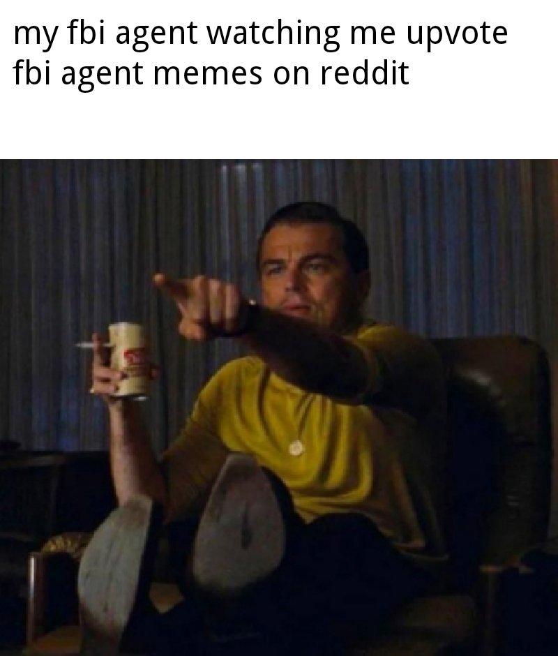 Spread Memes Not Germs On Twitter Helo Mr Fbi Agent Man