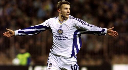 Tc On Twitter Andriy Shevchenko At The Age Of 21 22 In The Champions League Hat Trick Vs Barcelona Goal Vs Arsenal 3 Goals Over Two Legs Vs Real Madrid In