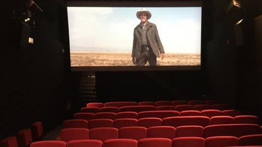 Au cinéma - Le Brady à Paris