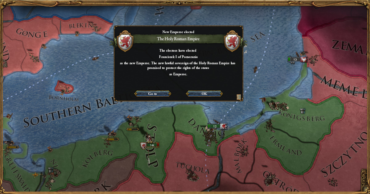 Europa Universalis On Twitter The Year Is 1491 The Electors In