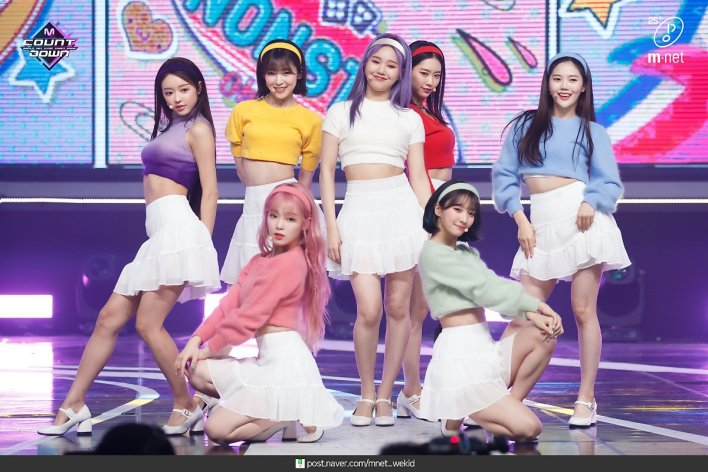 "OH MY GIRL Spain 🎲 #NONSTOP on Twitter: ""[FOTOS] 📸 OH MY GIRL en M!Countdown (https://t.co/nIlzZqexUi) #오마이걸 #OHMYGIRL #살짝설렜어 #NONSTOP… """