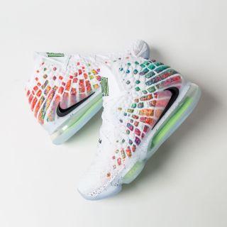 Nike Lebron 17 'Command Force' 0.00 Free Shipping