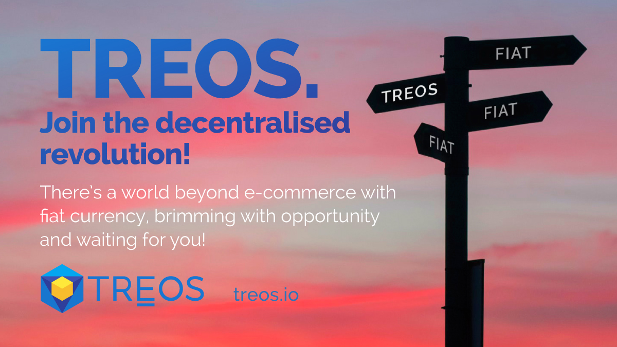 Finally, there is an e-commerce marketplace using decentralised currency. Welcom... 1