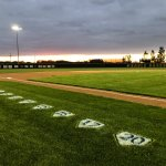 Lnhs Baseball On Twitter One Last Time Friday Night Lights Special Thanks To Clint Lemasters For Painting The Eagle And Home Plates Readyforbattle Https T Co K5ru0stcan
