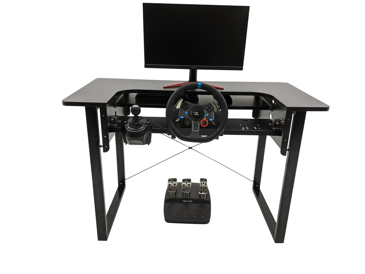 New Sim racing Desk Great Budget Builds