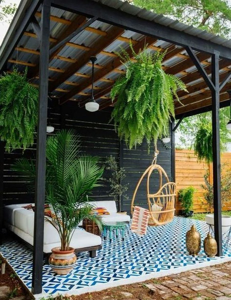 get modern patio design ideas for your