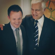 Nick Hall on Ravi Zacharias Was a Humble Mentor Who Impacted Others by Being Available