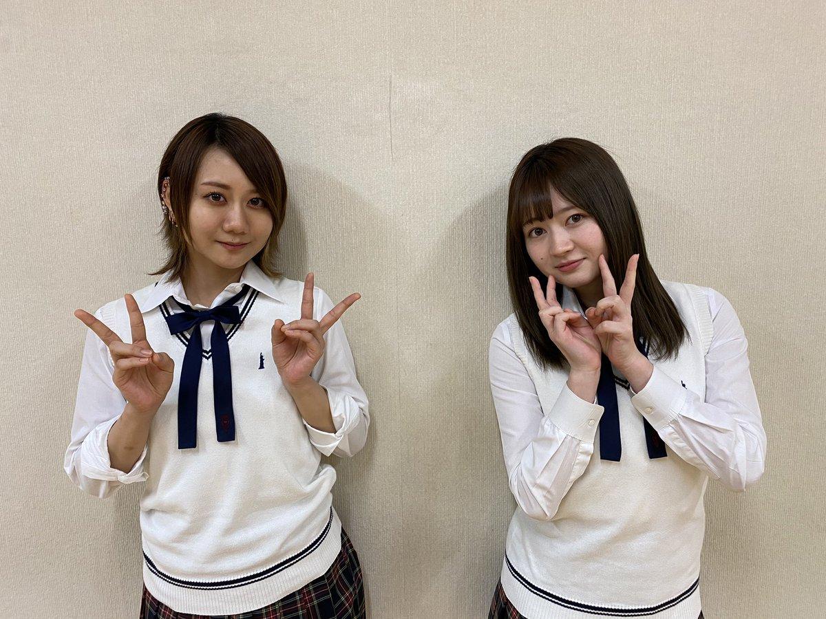 """test ツイッターメディア - 次回は5/26(火)21:54〜特別編です  #江籠裕奈 さんと #古畑奈和 さんが 大切な歌「 #目が痛いくらい晴れた空 」を歌います!  2人だけとなった5期生の歌、 """"今、前向きになろう""""という想いを込めて歌います  #SKE48 #SKE48は君と歌いたい https://t.co/oJFQYlP4nY"""