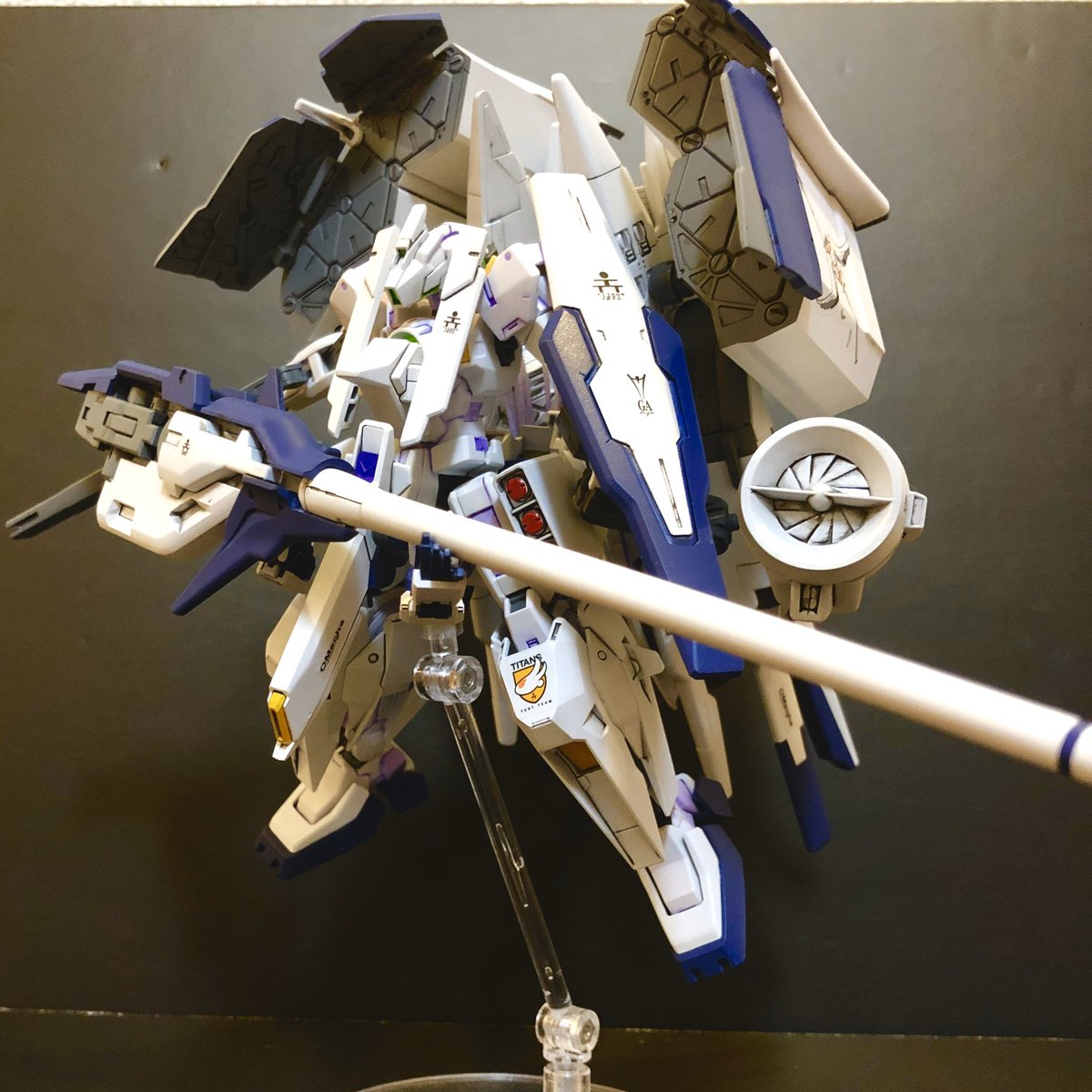 test ツイッターメディア - #あなたのミキシングガンプラを俺に見せてくれ  キュリオス リペアⅤ ナドレ GNヘイズル ウイングガンダム00(ダブルゼロ) 超遠距離射撃特化型 インパルス https://t.co/oRBwdVsp4a