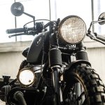 Cafe Racer Dreams On Twitter Matte Black Https T Co Gbk4gqorbq Crd107 Caferacer Caferacerstyle