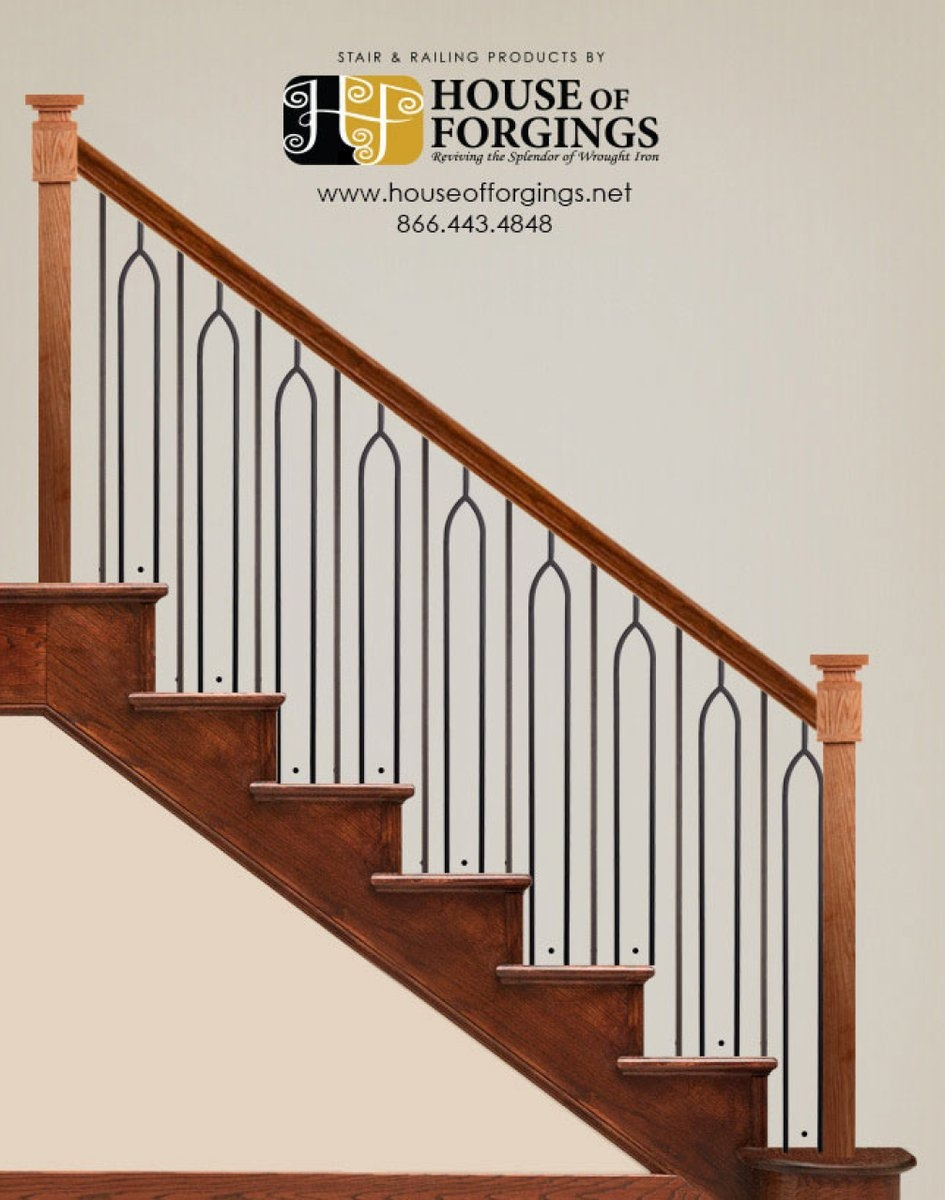 House Of Forgings Houseofforgings Twitter | House Of Forgings Aalto | Stair Parts | Aalto Modern | Aalto Collection | Wrought Iron Baluster | Handrail