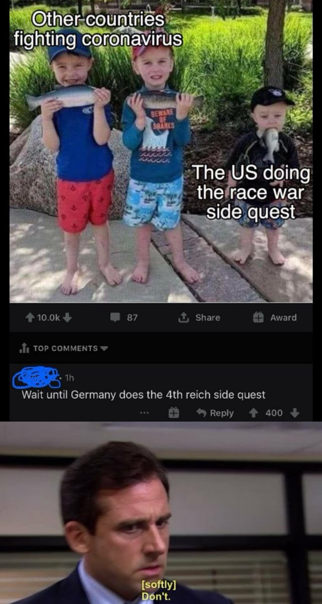 German Racewars Funny
