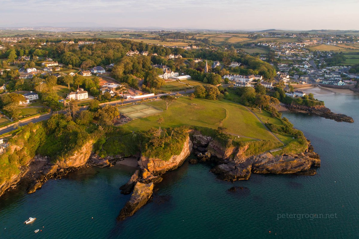 Amazing shots of Dunmore East from @petergrogan   thanks for contrubuting to #MyWaterford5km