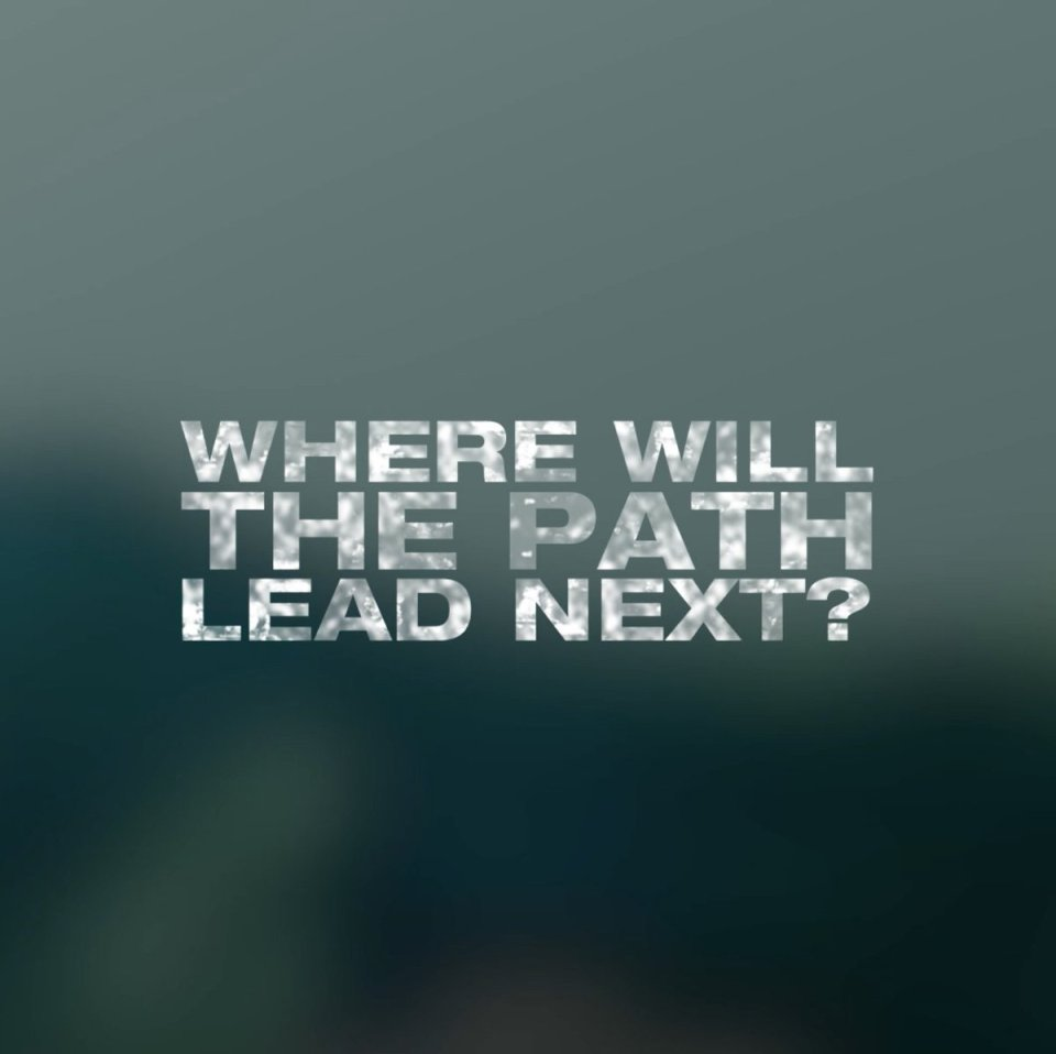 Where will the path lead next? Find out on tomorrow's new episode of #SEE