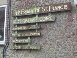 The Society of Saint Francis brothers are travelling to Hilfield friary today (in Dorset). We are having our Annual Brothers' Chapter this week. I…