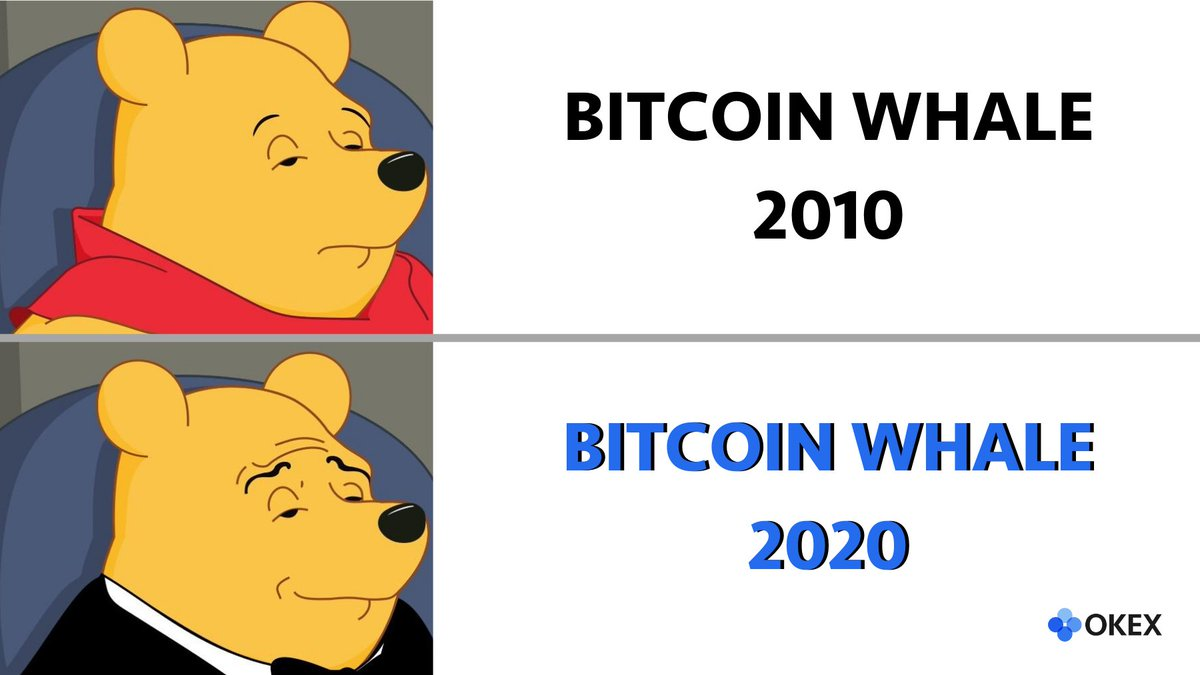 Is this an accurate depiction of #Bitcoin Whales ?   Buy your #BTC now and join ... 1