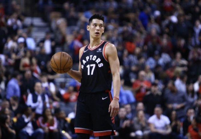 """""""Lin is currently in the CBA but he's made it pretty clear that he wants to play NBA basketball again. Also, he's been balling at China and was even named an All-Star after averaging 24.2 points, 5.8 rebounds, and 5.8 assists per game on 34.2 minutes."""""""