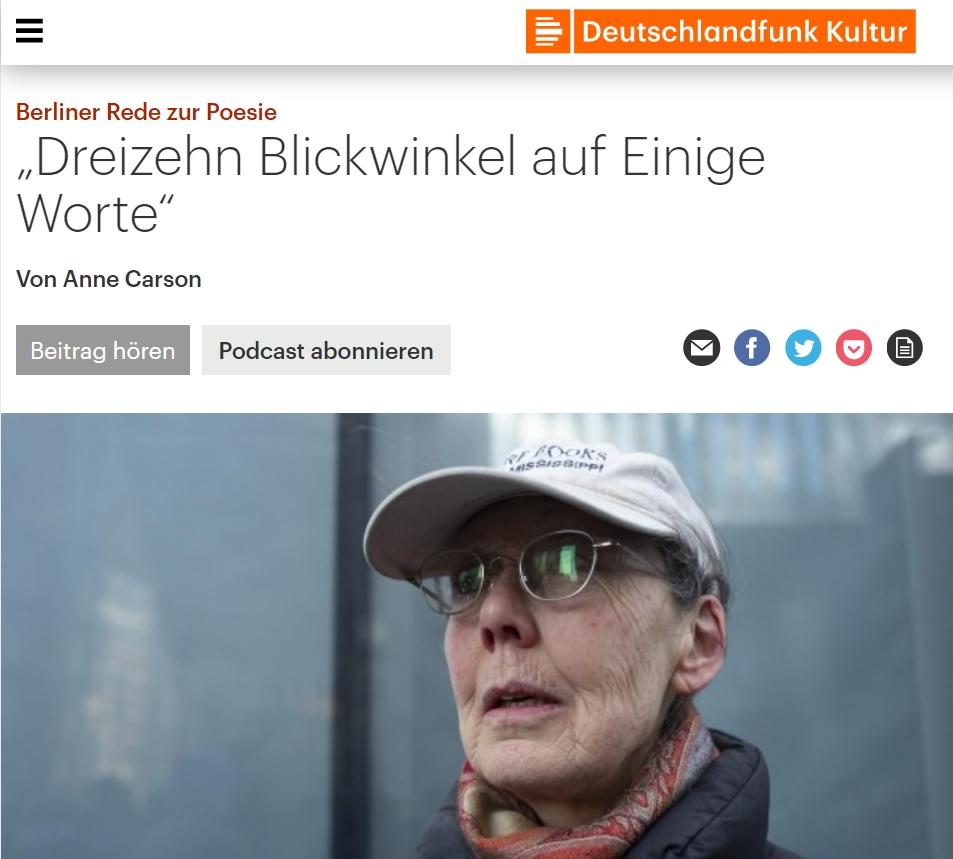 Andrea Boegner On Twitter Die Toten Gehen Nicht Ruckwarts Die