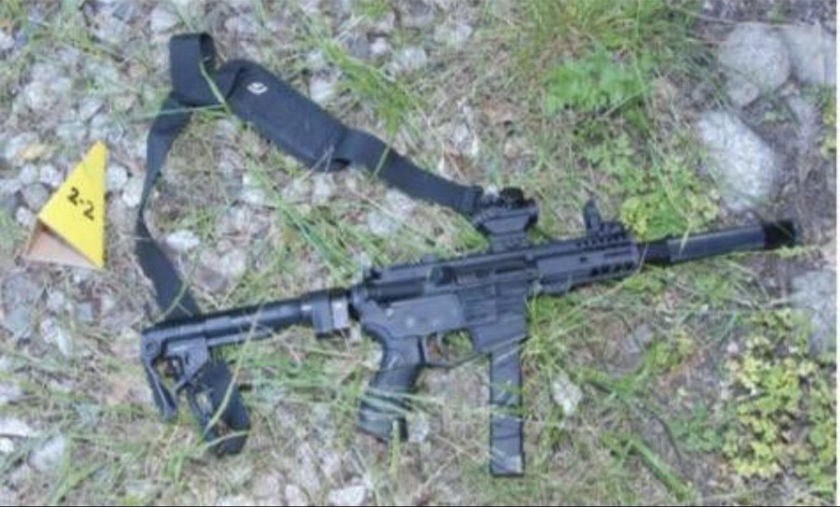 Socialist Rifle Association On Twitter Illegally Converted Ar 9