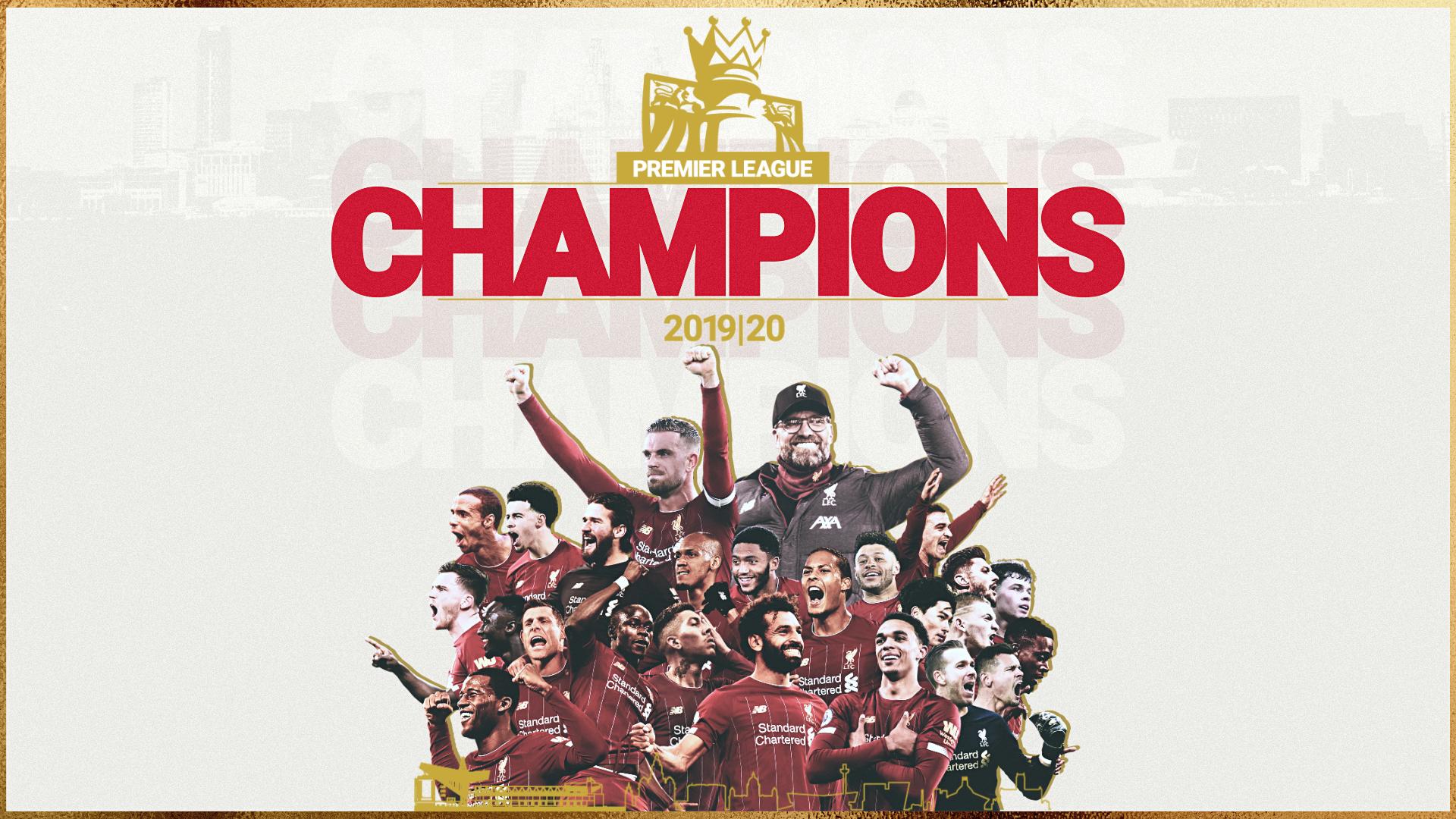 re premier league champions