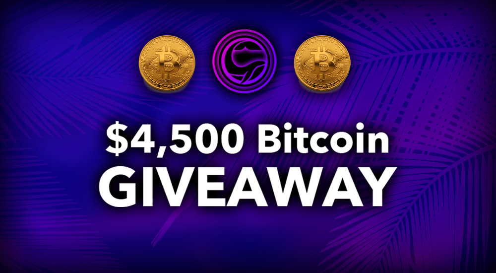 0.5 #Bitcoin Giveaway Contest!   I'm doing a small giveaway for my followers! It... 2
