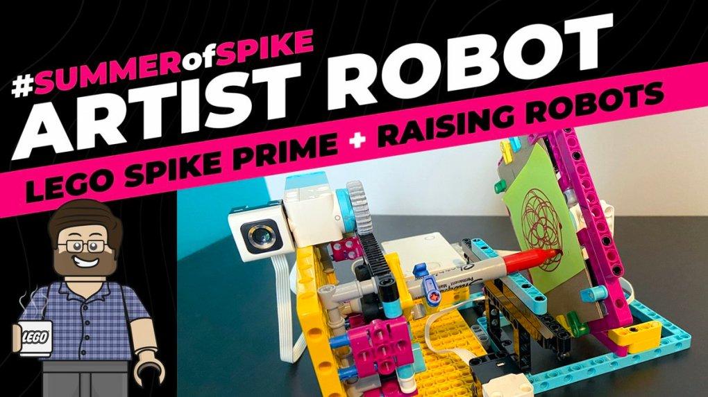 Ed81yapWsAEnF6F - Raising Robots - LEGO Mindstorms EV3 & WeDo
